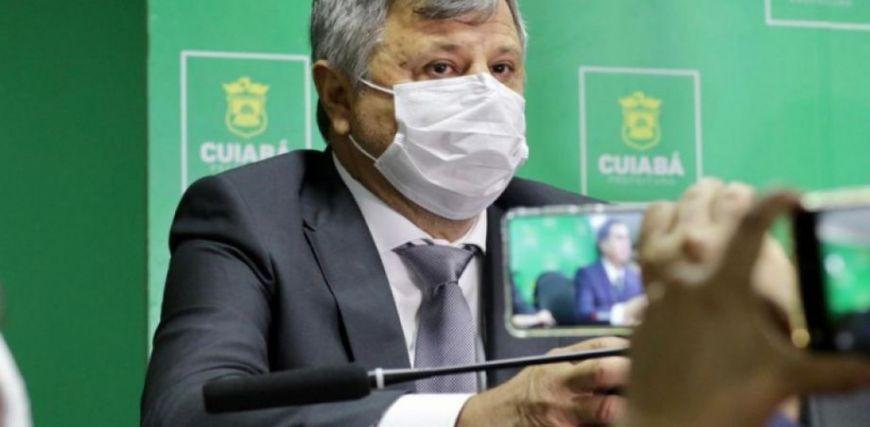 Stopa afirma que Emanuel Pinheiro é inocente e avisa que Prefeitura ''não vai parar'' (Crédito: Reprodução)