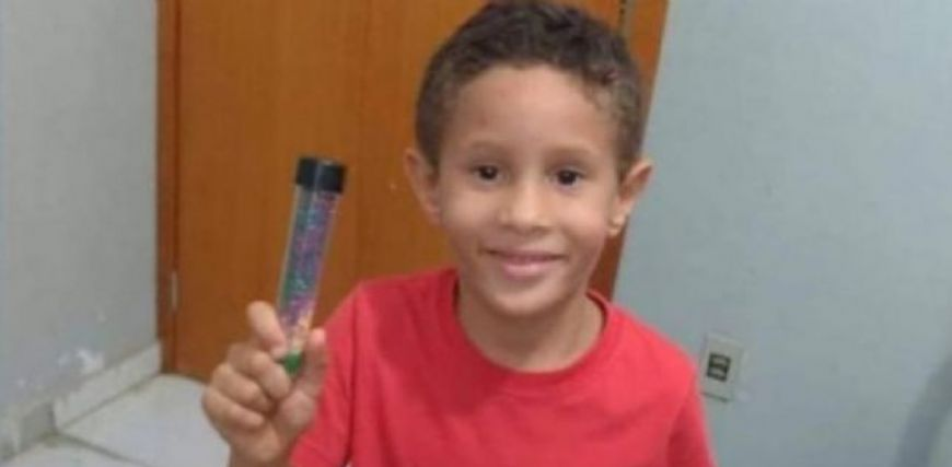 Desaparecimento do menino Samuel completa 2 anos e caso ainda é investigado (Crédito: Reprodução)