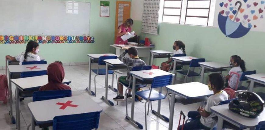 Entenda como irão funcionar aulas híbridas em Mato Grosso a partir de 03 de agosto (Crédito: Reprodução)