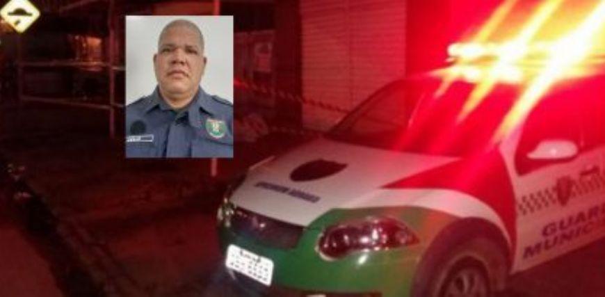 Guarda municipal de Várzea Grande morre ao bater em moto e ser atingido por carro (Crédito: Reprodução)