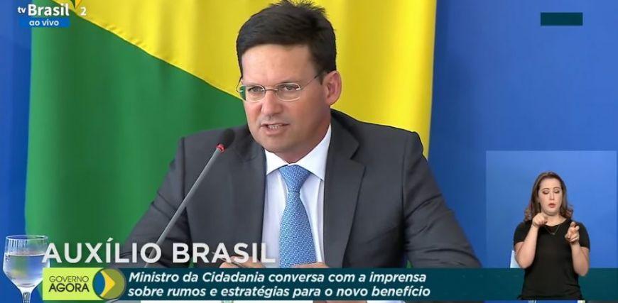 Substituto do Bolsa Família, Auxílio Brasil terá 2,2 milhões de beneficiários a mais, diz ministro (Crédito: Imagem Ilustrativa)
