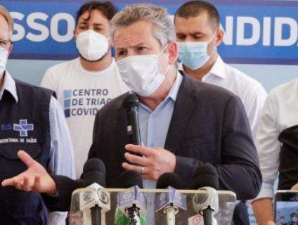 """""""Quem matou o PT está ressuscitando-o"""", diz Mendes sobre 2022 (Crédito: Reprodução)"""