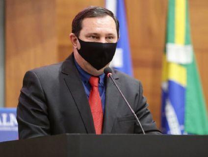 Barranco cobra aprovação de projeto que veta repasses à Aprosoja (Crédito: Reprodução)