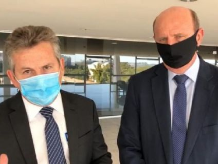 "Mauro defende PL do Licenciamento de Neri Geller: ""Marco importante para o Brasil"""