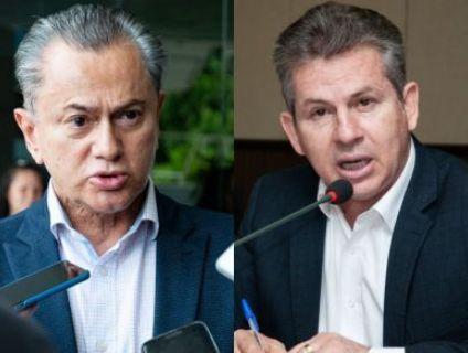 Em reunião tensa, Mendes e Perri divergem sobre proposta (Crédito: Ilustrativa)