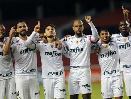 Palmeiras vence o Del Valle e garante vaga nas oitavas da Liberta (Crédito: CONMEBOL)