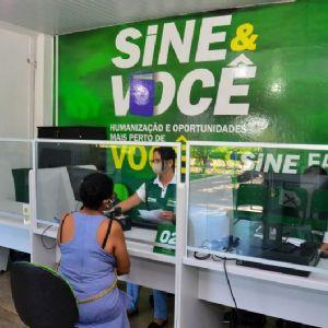 Cuiabá oferece 127 vagas de emprego esta semana