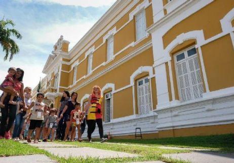 Biblioteca Estevão de Mendonça promove colônia de férias no final de julho (Crédito: Reprodução)