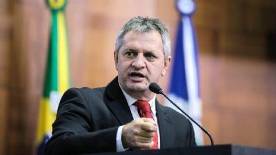 MPE pede cassação de deputado de MT por