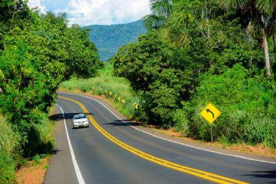 Apenas 32% das rodovias de MT estão em bom estado de conservação, diz pesquisa