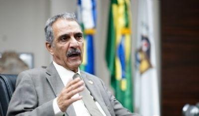 Carlos Alberto, Nilza Maria Pôssas de Carvalho e Sakamoto disputam presidência do TRE