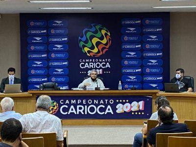 Taça Guanabara não terá VAR, e Ferj decidirá em arbitral com clubes se usará tecnologia em fase final