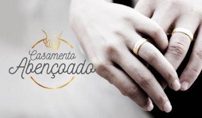 Governo abre inscrições para a 1ª edição do Casamento Abençoado nesta segunda-feira