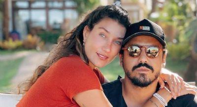 4 meses após separação, Gabriela Pugliesi posa com novo namorado