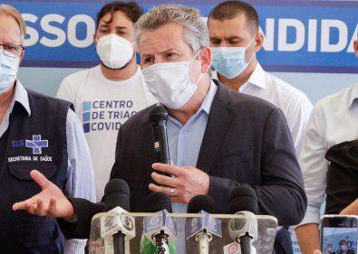 """""""Quem matou o PT está ressuscitando-o"""", diz Mendes sobre 2022"""