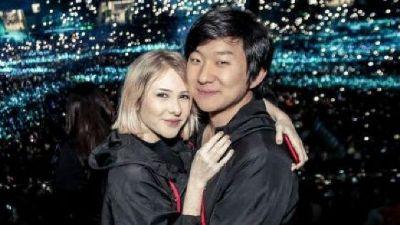 Sammy Lee anuncia separação de Pyong após traição