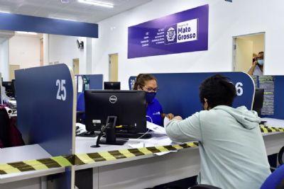 Sine oferece 2.140 vagas de emprego para níveis médio, técnico e superior em MT