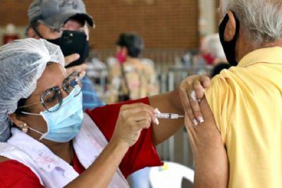 Governo promete lançar programa para acelerar vacinação em MT